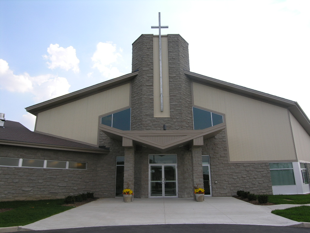 Salvation Army - Brantford Community Church, Brantford, ON