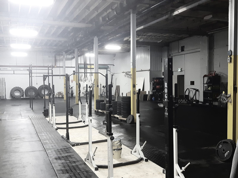 Royal City Crossfit, Guelph, ON